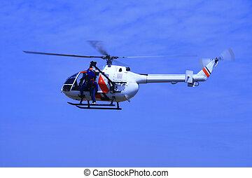 coastguard helicopter 1