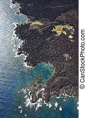 coastline., 航空写真
