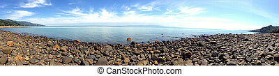 Coastline, North Island, New Zealand