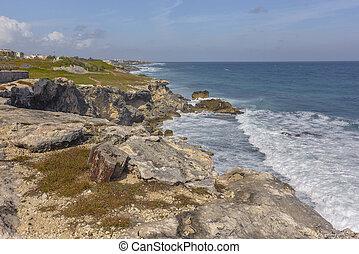 Coastline on Isla Mujeres #5