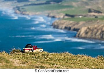 Coastline Pickup Truck
