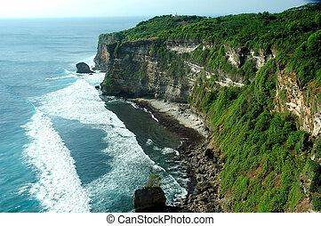 coastline - Bali\\\'s Landscape