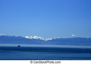 Coastline, Victoria, BC, Canada