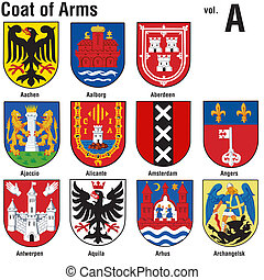 Coat Of Arms Collection