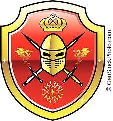 Coat of Arms Royal Knight logo