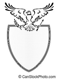 coat of arms spread eagle