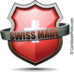 coat of arms swissmade