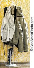full coat rack