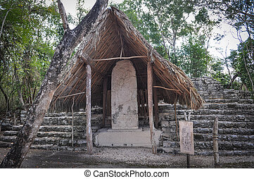Coba Mayan Ruins