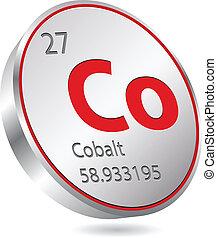 cobalto, elemento