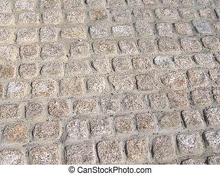 cobble background - cobble stone background