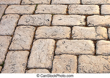 Cobble pattern
