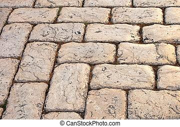 Cobble pattern