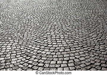 Cobble stone texture in high resolution.