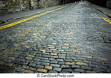 Cobbled Streed