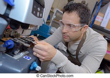 Cobbler making duplicate key on machine