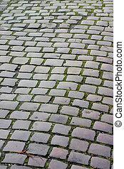 Cobbles - Cobbled Lane