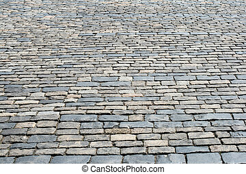 cobblestone, bestrating