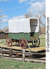 coberto, wagon.