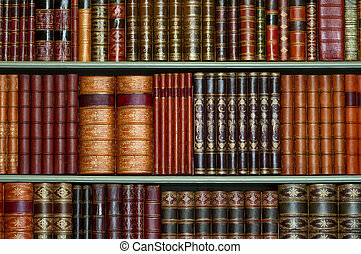 cobertura, difícil, antigas, biblioteca, vindima