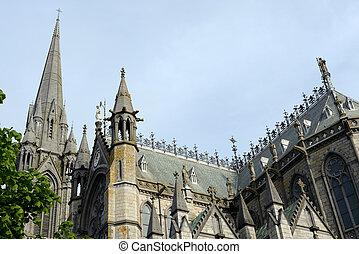cobh, catedral, en, irlanda