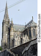 cobh cathedral in cork ireland
