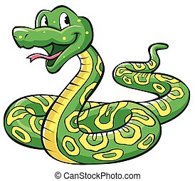 cobra, caricatura
