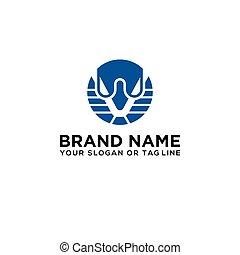 cobra head logo design vector
