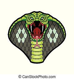 Cobra head.