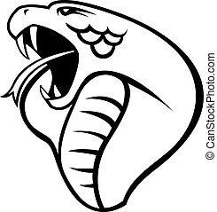 Cobra Illustration design