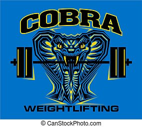 cobra, weightlifting