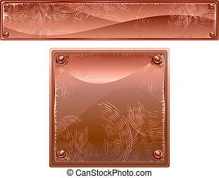 cobre, metal