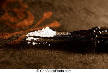 Cocaine - Drug Addiction - Cocaine