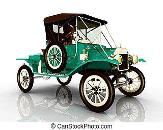 coche antiguo