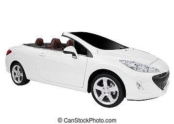 coche, cabriolet