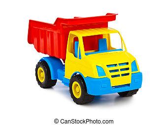 coche, carro del juguete