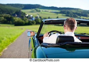 coche, convertible
