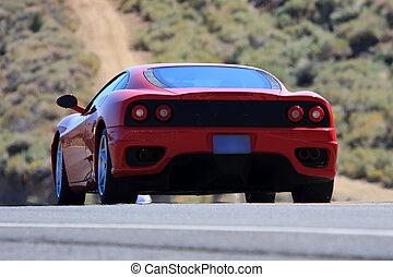 coche deportivo