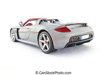 coche deportivo, modelo