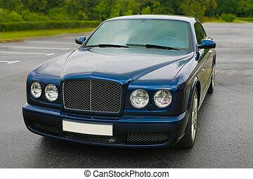 coche, prestigious