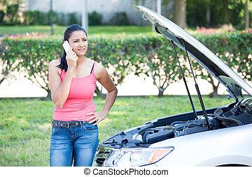 coche, problemas