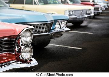 coches, clásico