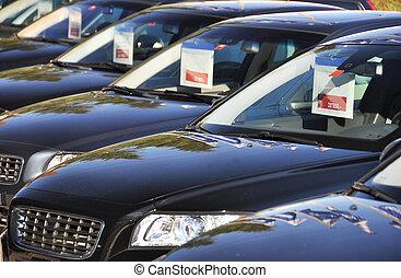 coches, en venta