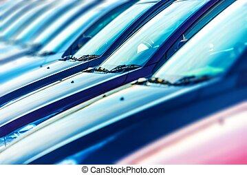 coches, listo, en venta