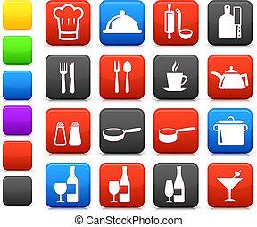 Art culos cocina internet colecci n icono for Articulos de cocina online