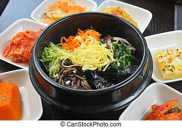 cocina, coreano