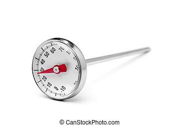 cocina, termómetro