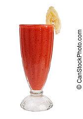 cocktail, baie, citrus