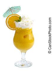 cocktail., citrus