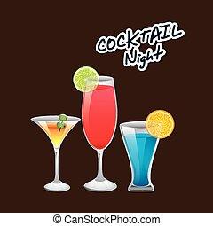 cocktail, classique
